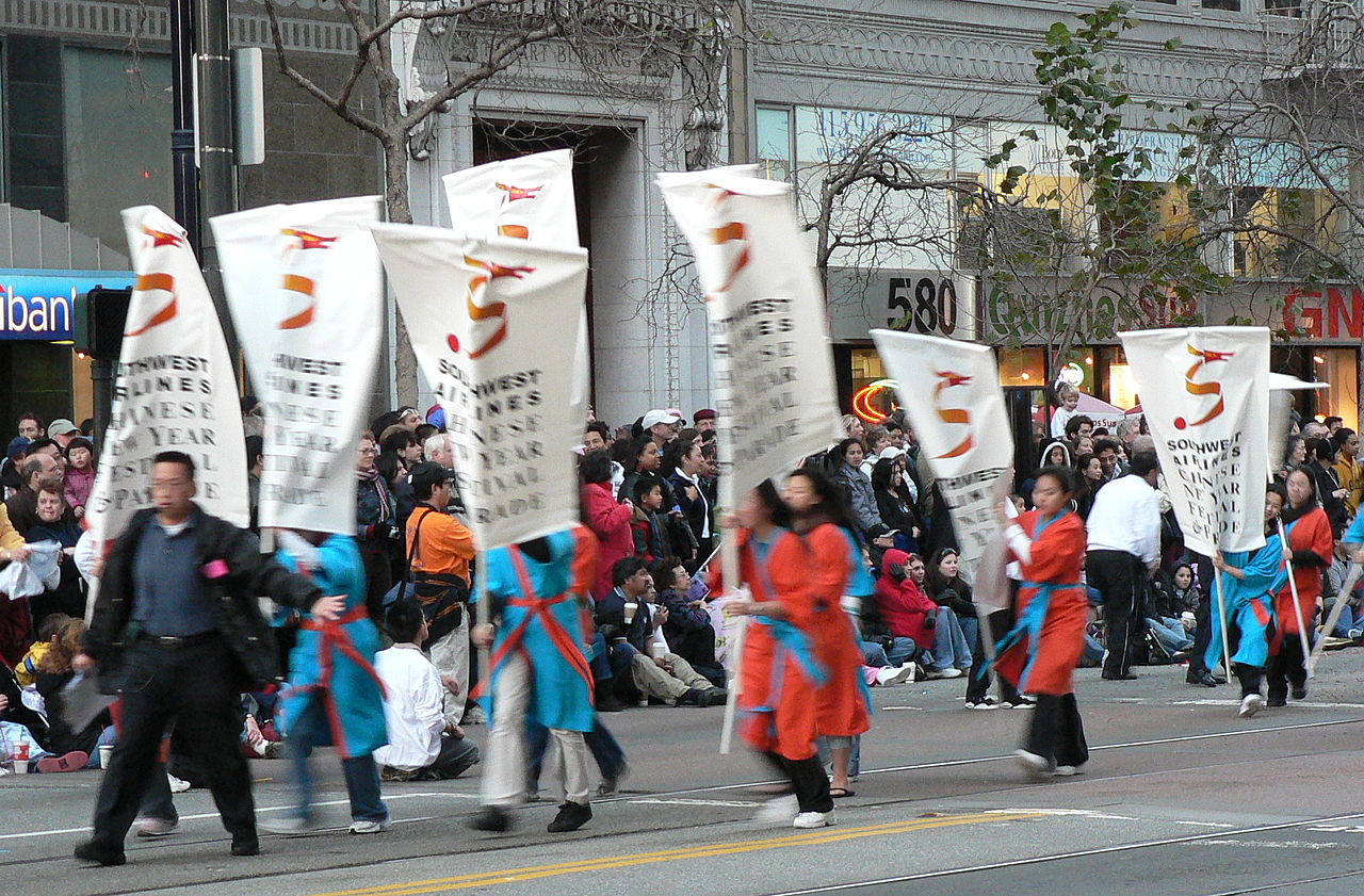 San Francisco Chinese New Year Festival and Parade